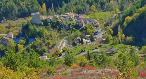 maison forte Puget-Rostang